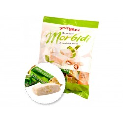 Vergani - Nougat Withe soft torroncini with almonds and hazelnuts - 130 gr