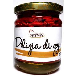 Miele e Bacche di Goji 230 grammi - Bestaly