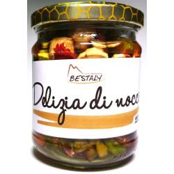 Miele e Misto Nocci 230 grammi - Bestaly