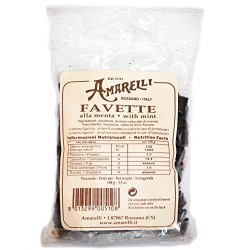 Amarelli - Favette -Liquorice broken in small pieces...