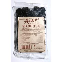 Amarelli - Morette - Soft liquorice flavoured with...