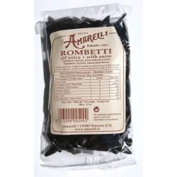 Amarelli - Rombetti Diamond shaped liquorice lightly...