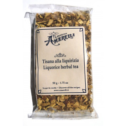 Amarelli - Licorice herbal tea - bag 50g