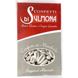 Sugared Almonds from Sulmona - Silver Wedding - Silver...