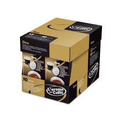 120 Capsules Gold Blend - Comp. Nespresso - L'Aroma del...