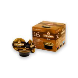 100 Capsules Coffee - Ora Orocrema - Comp. Lavazza A Modo...