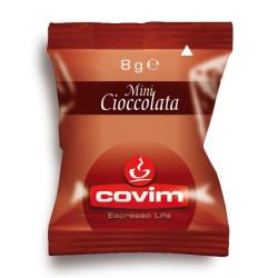 50 Capsules Cioccolato - Comp. Lavazza Espresso Point -...