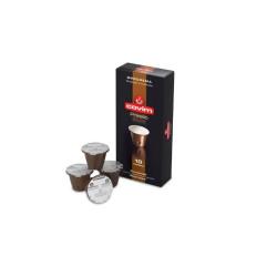 100 Capsules Coffee - Pressò Orocrema - Comp. Nespresso -...