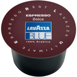 100 Capsules Coffee - Espresso Dolce - Lavazza Blue
