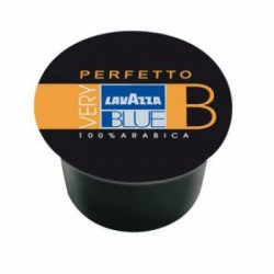 100 Capsules Coffee - Espresso Very B Perfetto - Lavazza...