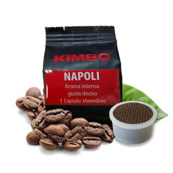 100 Capsule Caffè - Miscela Espresso Napoli - Comp....