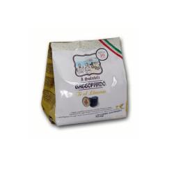 80 Capsules Di The Al Limone - Comp. Nespresso - Gattopardo