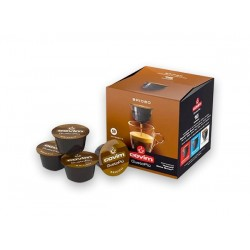 16 Capsule Caffè - GustoPiù Brioso - Comp. Dolce Gusto -...