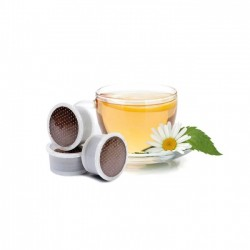 50 Capsules di Camomilla - Comp. Lavazza Espresso Point -...