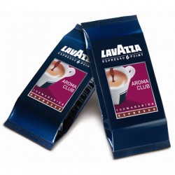 100 Capsules Coffee - Aroma Club - Lavazza Espresso Point