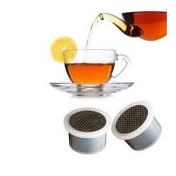 50 Capsules di Tè al Limone - Comp. Uno System - Gattopardo