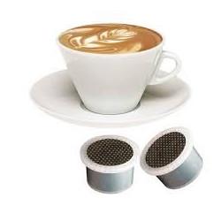 50 Capsules di Cappuccino - Comp. Uno System - Gattopardo