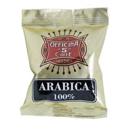 100 Capsule Compatibili Nespresso - Miscela Arabica 100%...