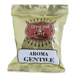 100 Capsule Compatibili Nespresso - Miscela Aroma Gentile...