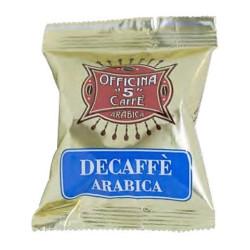 100 Capsule Compatibili Nespresso - Miscela Deka -...