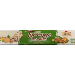 Soft White Nougat with Walnuts - 150g - Duca Moscati