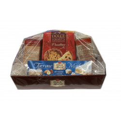 Tray Dolci Pensieri - Christmas Gift Idea with Panettone,...