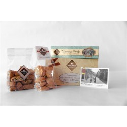 Gift Pack Gustoso - Classic Nougat from L'Aquila 200g,...
