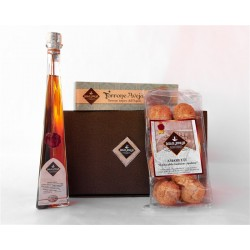 Gift Pack L'Aquila - Liqueur Amaro of Abruzzo 20cl,...