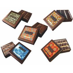 Dark Chocolates Mix - Nicaraguan Cacao 70% - 5x90gr -...