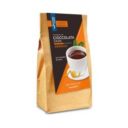 Hot Chocolate - Orange Flavor- 5x25g - 125g - Novarese...