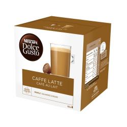 16 Capsules Nescafè Dolce Gusto - Caffelatte - Nestlè