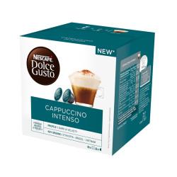 16 Capsules Nescafè Dolce Gusto - Cappuccino Intenso -...