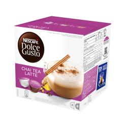 16 Capsules Nescafè Dolce Gusto - Chai Tea Latte - Nestlè