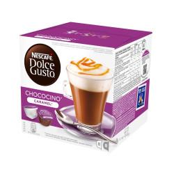 16 Capsules Nescafè Dolce Gusto - Chococino Caramel - Nestlè