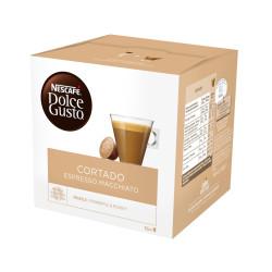 16 Capsules Nescafè Dolce Gusto - Cortado Espresso...