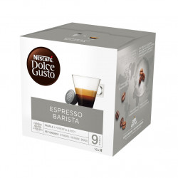 16 Capsules Nescafè Dolce Gusto - Espresso Barista - Nestlè