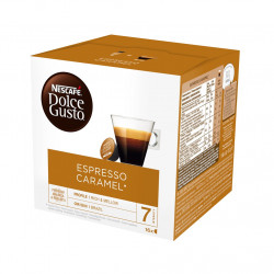 16 Capsules Nescafè Dolce Gusto - Espresso Caramel - Nestlè