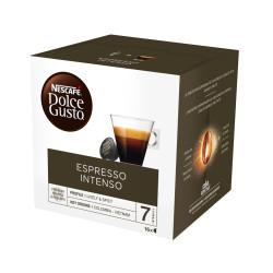 16 Kapseln Nescafè Dolce Gusto - Espresso Intenso - Nestlè
