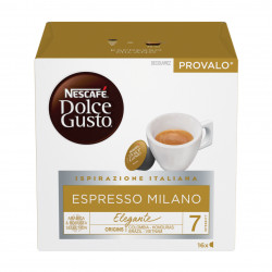 16 Capsules Nescafè Dolce Gusto - Espresso Milano - Nestlè