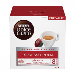 16 Capsules Nescafè Dolce Gusto - Espresso Roma - Nestlè