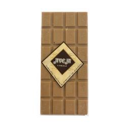 White Chocolate Bar with Caramel - 90 gr - Dolci Aveja