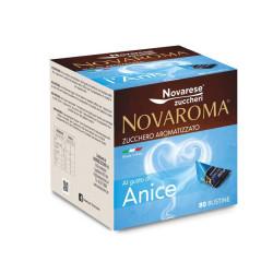 Flavored Sugar - Anise - 80 Bags - Novarese Zuccheri