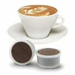 128 Capsules di Cappuccino - Comp. Lavazza Espresso Point...