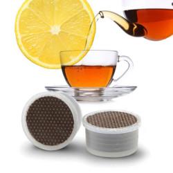 128 Capsules di The al Limone - Comp. Lavazza Espresso...