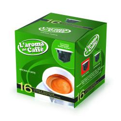 64 Capsule Caffè - GustoPiù - Comp. Dolce Gusto - Aroma...