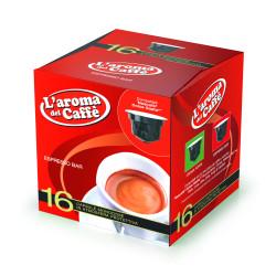 64 Capsule Caffè - GustoPiù - Comp. Dolce Gusto -...