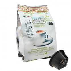 128 Capsules Coffee - Insonnia - Comp. Dolce Gusto -...