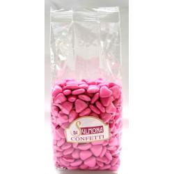 Sugared almonds from Sulmona - Mini Chocolate Heart...