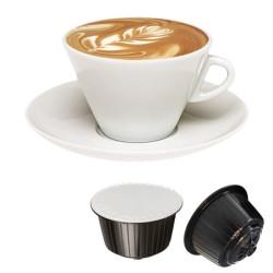 16 Capsule di Cappuccino - Comp. Dolce Gusto - Gattopardo