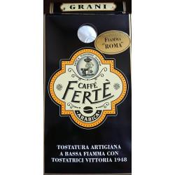 Caffè in Grani Fertè - Fiamma Roma - 1Kg - Officina 5 Caffè
